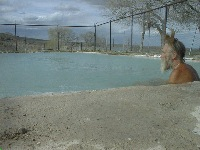 Warm Springs Calcium Pool