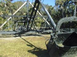 Historic Walking Dredge