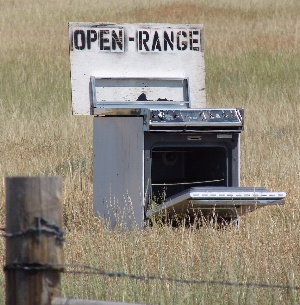 Open Range of WYoming