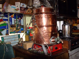Sammy the Samovar