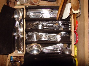 The Silverware Drawer