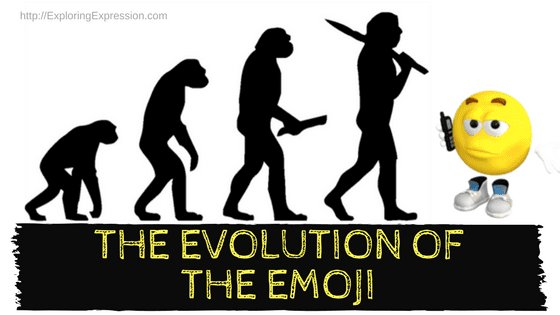 Evolution of The Emoji