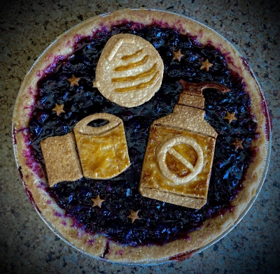 Pi Day Pie--Not Mine