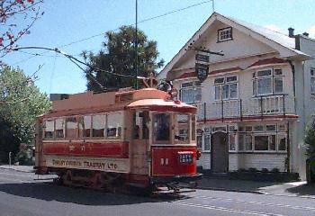 Trolly and Croydon House